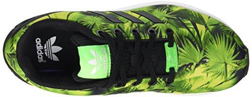 Sneakers Flux Green Basses Multicolore adidas ZX Black Enfant Mixte TEwacfqz5