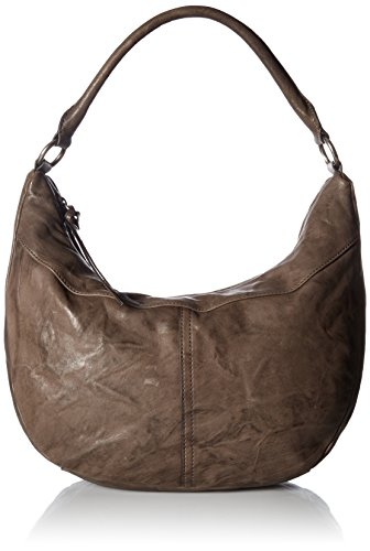 FRYE Veronica Zip Hobo, Charcoal by FRYE