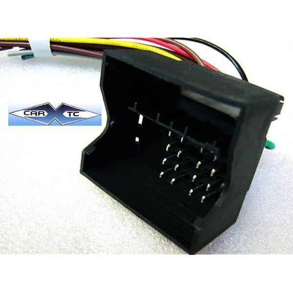 amazon.com: stereo wire harness bmw x5 02 03 04 05 2005 (car radio wiring  installation pa.: automotive  amazon.com