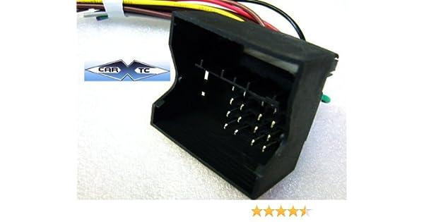 amazon com: stereo wire harness mini cooper 06 2006 (car radio wiring  installation parts): automotive