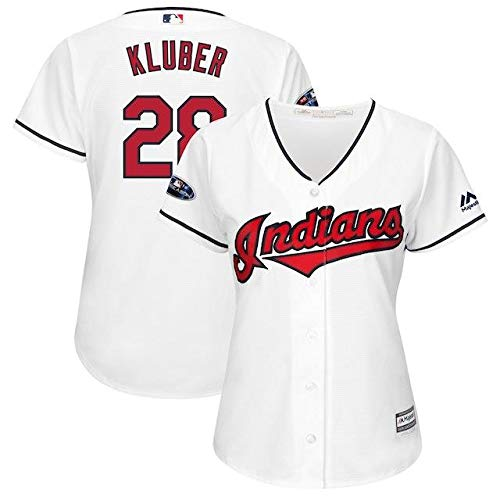 Majestic Player Majestic Corey Kluber Base Cleveland Indians White Women's White 2018 Postseason Home Cool Base Player Jersey スポーツ用品【並行輸入品】 S B07HK626JS, すわき後楽中華そば:d56dcb23 --- cgt-tbc.fr