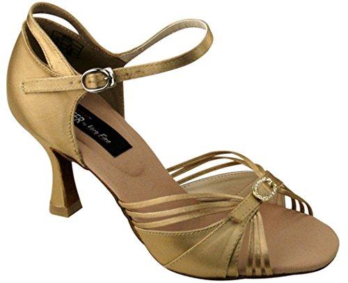 Zapatos Muy Finos Competitive Dancer Series Cd2176 2.5 O 3 Talón