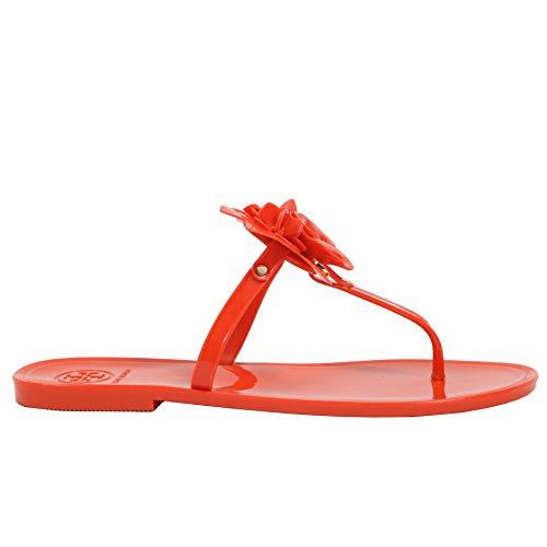 Moncler Blomstre Tanga Sandal Gelé-flip-flop Samba