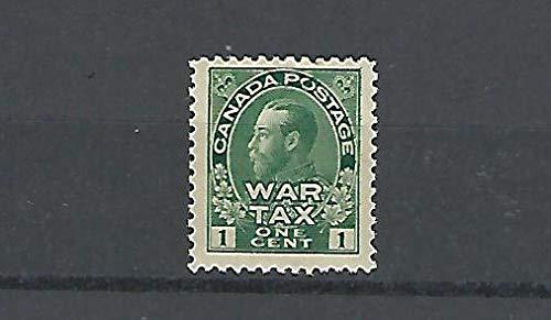 Canada, Postage Stamp, MR1 Mint LH, 1915 War Tax, JFZ