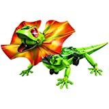 Self Assembly Build Your Own DIY Frilled Lizard Model Infrared Sensor Robot Toy Science Electric Educational