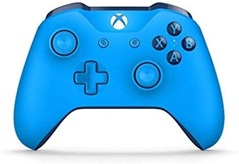Microsoft Xbox Wireless Gamepad PC Tableta Azul - Volante/Mando ...