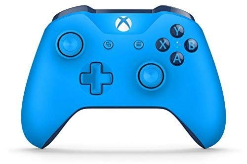 Xbox Wireless Controller - Blue (Green Xbox 360 Controller Wired)