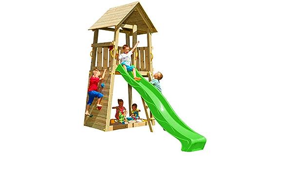 | MASGAMES | Parque infantil Belvedere XL | Plataforma a 150 ...