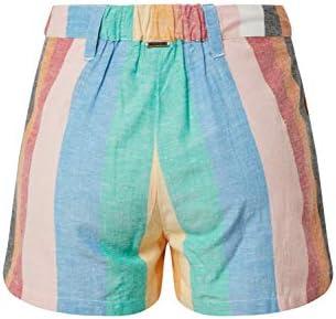 BILLABONG Women's Trousers Turquoise L (40)