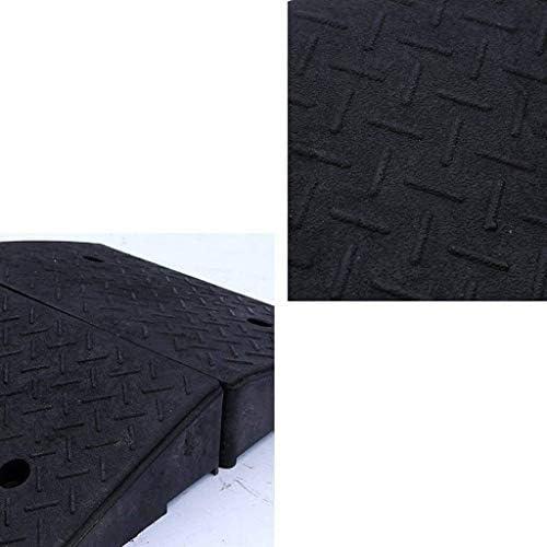 トライアングルパッドラバー車のカーブのスロープの傾斜板多機能サービスは、耐久性に優れたランプ 段差プレート・スロープ
