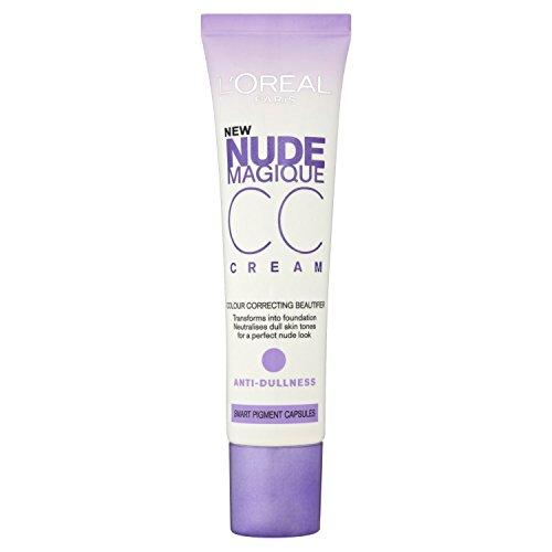 L'Oreal Paris Nude Magique CC Cream (Anti-Dullness)