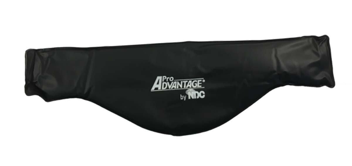 Pro Advantage P504022 Cold Pack, Urethane, Cervical, 22'' L, Black