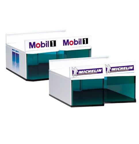 Carrera 21105 VIP Floor Building Realistic Scenery Accessory for Slot Car Race Track Sets, ()