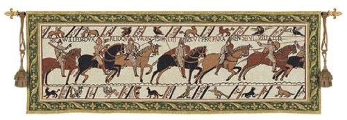 Tapestry Wall Hanging Bayeux Tapestry [Kitchen]