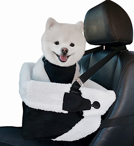 small dog car booster seat - 2