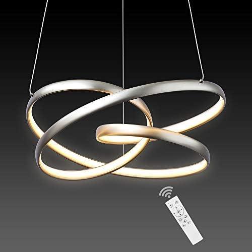 Modern LED Chandelier Light Fixture,