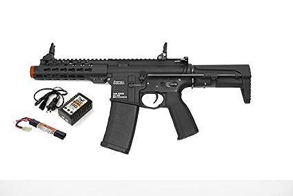 Amazon.com: Kwa VM4 Ronin 6 PDW Full Metal aeg2.5 6 mm ...