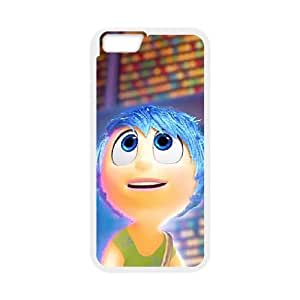 Inside Out iPhone 6 Plus 5.5 Inch Cell Phone Case White O4507456