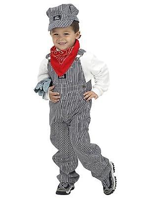 Aeromax Jr. Train Engineer Suit