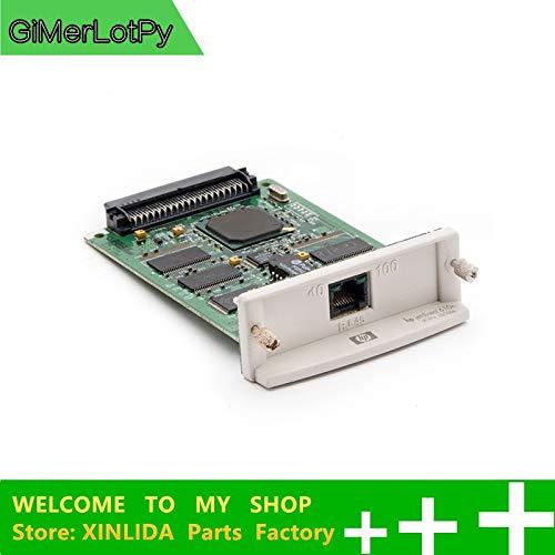 Printer Parts Original J4169A JetDirect 610N EIO 10/100BaseTX for Color Laserjet 3700 4500 4550 4700 5500 5550 8500 9500 4000 4100 4050 ()