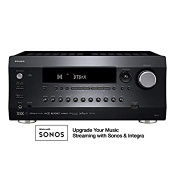 Image of AV Receivers & Amplifiers Integra DRX-R1.1 Research Series 11.2 Ch. Dolby Atmos & DTS:X Network A/V Receiver