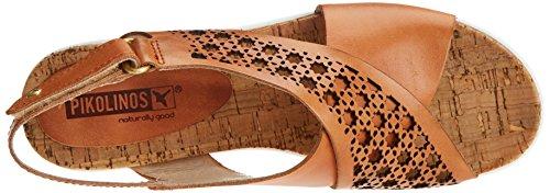 Mykonos Pikolinos Arancione Donna Sandali Apricot W1g pUrdwqUx