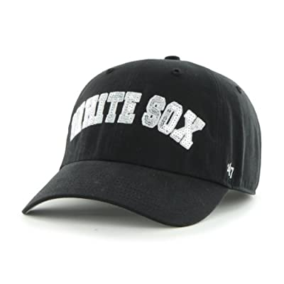 MLB '47 Brand Natalie Sparkle Adjustable Cap