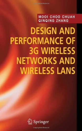 (Design and Performance of 3G Wireless Networks and Wireless LANs)
