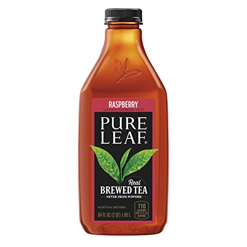 Pure Leaf Prepared Tea, Raspberry 64 fl oz Plastic (Raspberry Iced Tea)