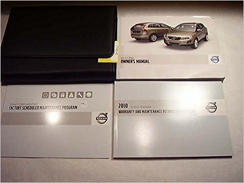 2010 volvo xc60 service manual