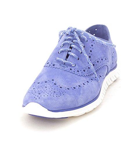 Cole Haan Chaussures Bateau pour Femme/US Frauen Bleu lVvAS