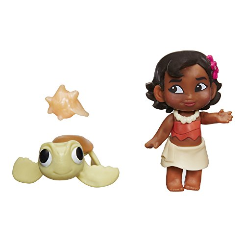 Disney Princess Moana Small Figure Little Moana (Old People Costume For Little Kids)