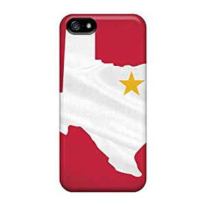For Iphone 5/5s Tpu Phone Case Cover(dallas Cowboys)