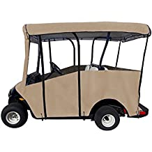 """Portable Golf Cart Cover for Extended 80"""" Roofs …"""