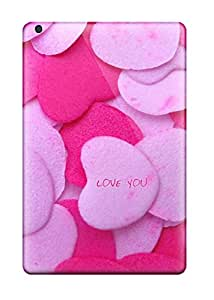 Hot Tpu Cover Case For Ipad/ Mini 2 Case Cover Skin - Love 4995622J36149116