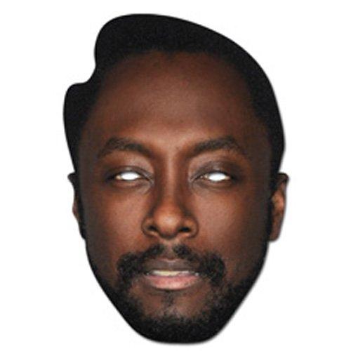 Mka Will.i.am Celebrity Masks (Celebrity Face Masks)