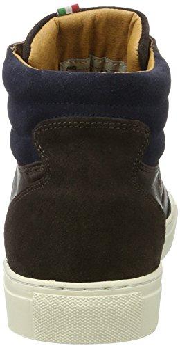 Pantofola d'Oro Monza Uomo Mid - Zapatillas Hombre marrón (coffee bean)