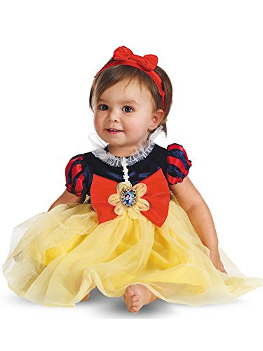 Morris Snow White Costumes (SNOW WHITE INFANT 6-12 MONTHS)