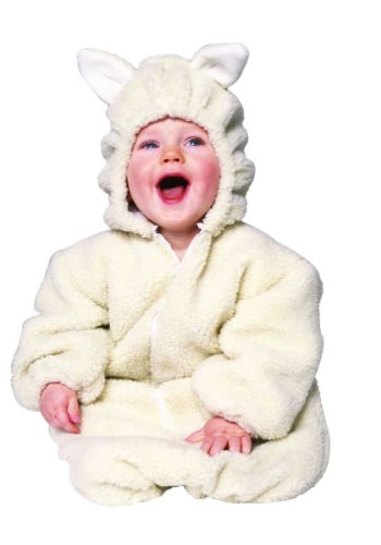 [Bunting - Ba Ba Lamb Infant/Toddler Costume Size Standard] (Lamb Costumes For Toddler)
