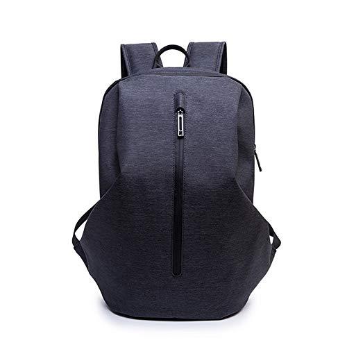 Men's Casual Bag Black Backpack Waterproof Business Anti-Theft Computer Bag Casual Backpack Student Bag Travel Handbag from Jasooo