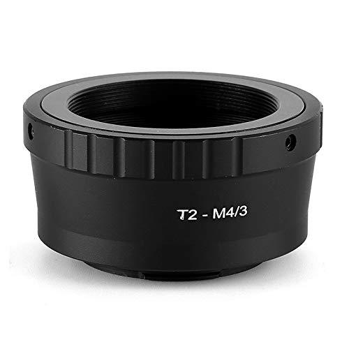 3 T Lente Micro 4//3 c/ámara for Micro4 3 G1 GF1 EP1 Seires SHIYM-gx, T2 for Adaptador de Montaje M4