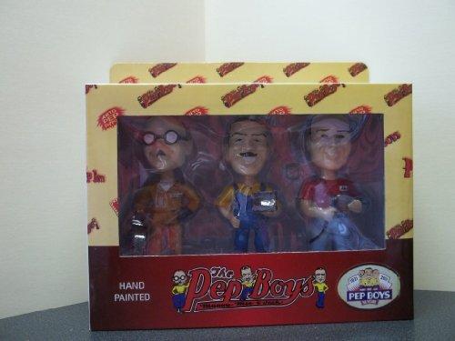 pep boys bobble heads - 7