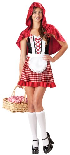 Teen Little Red Riding Hood Costumes - Teen Little Red Riding Hood Costume - Teen 5-7