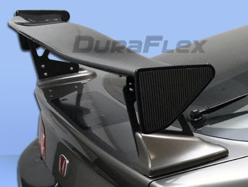 Duraflex Replacement for 2002-2006 Acura RSX Type M Wing Trunk Lid Spoiler - 1 Piece (Acura Rsx Fiberglass)
