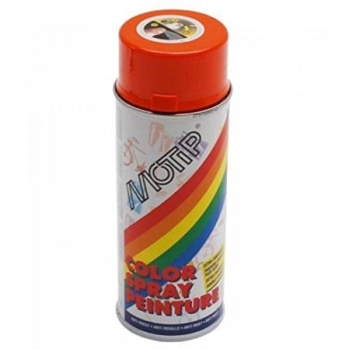 Aé rosol MOTIP GLYCERO - RAL 2004 - brillant - 400 ml Motodak