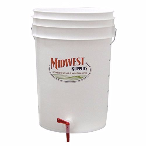 Bottling Bucket (Bottling Bucket with Spigot by Midwest Homebrewing and Winemaking)
