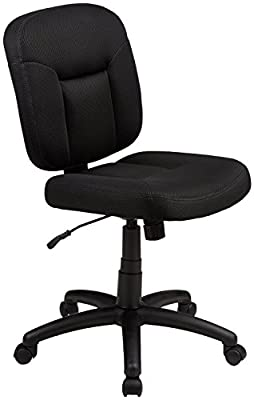 AmazonBasics Low-Back Task Chair from Amazonbasics