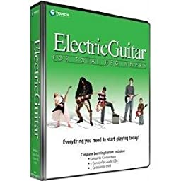 ELECTRIC GUITAR FOR TOTAL BEGINNERS (AUDIO BOOK)