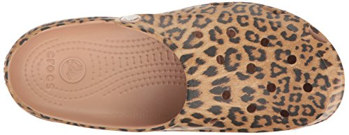 Sabots Women Freesail Femme Crocs Multicolore Leopard Clog Graphic AdIBxtq