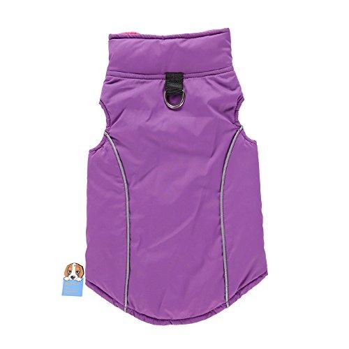 Reversible Waterproof Vest - 7
